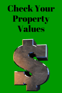 Check Your Property Values