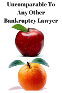 Uncomparable To Any Other Bankruptcy