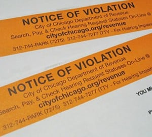 Parking Tickets 1