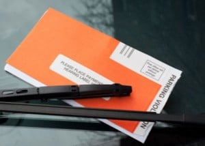 Parking Tickets Bankruptcy