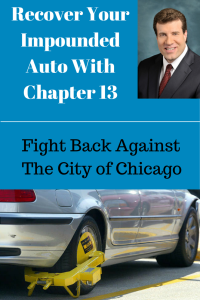 Recover Your Impounded Auto With Chapter