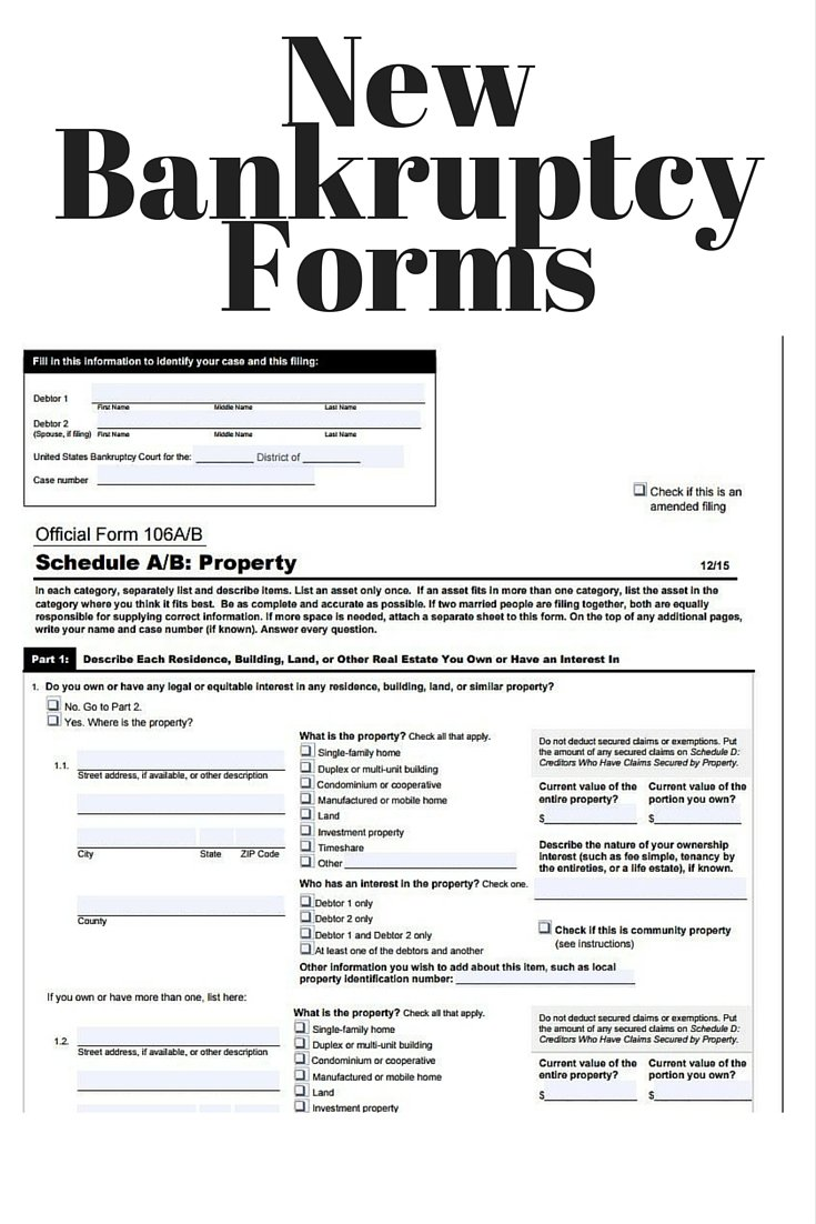 florida chapter 13 bankruptcy forms