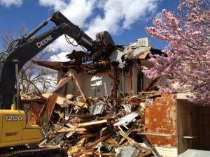 Home Demolition - Bankruptcy