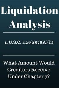 Liquidation Analysis (1)