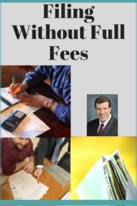 Filing Without Full Fees (1)