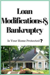 Loan Modifications & Bankruptcy
